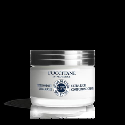 Crème Confort Ultra Riche - 25% Beurre de Karité