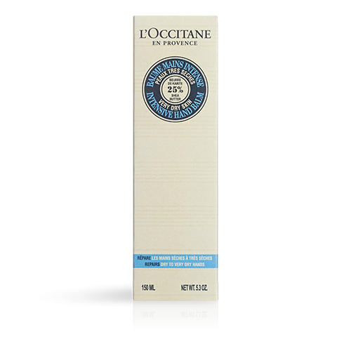Baume Main Intense - 25% Beurre de Karité