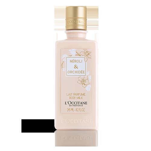 Lait Parfumé - Néroli & Orchidée