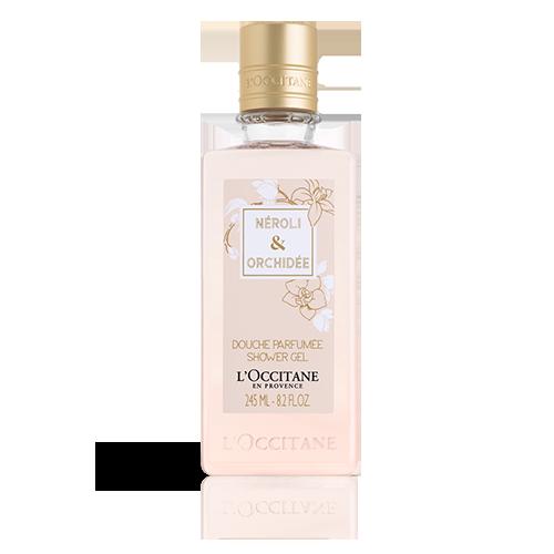 Gel Douche Parfumé - Néroli & Orchidée
