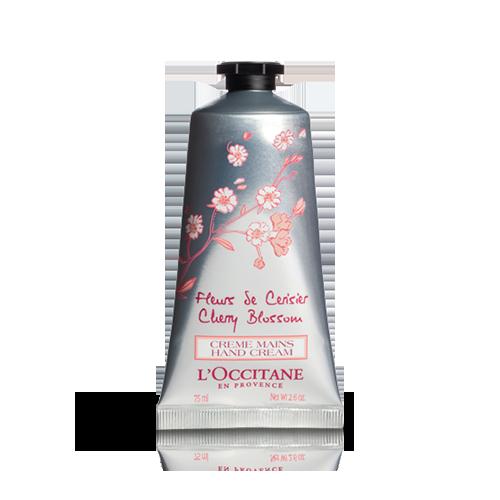 Crème mains - Fleurs de Cerisier