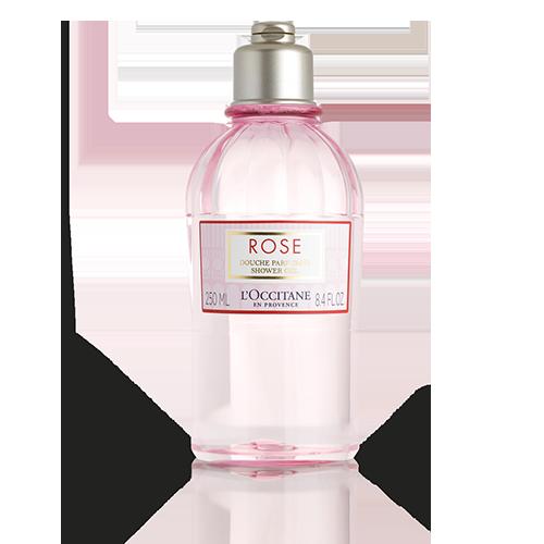Gel Douche Parfumé - Rose