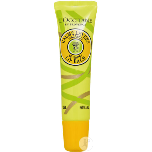 Baume Lèvres - 5% Beurre de Karité et Bergamote 12 ml