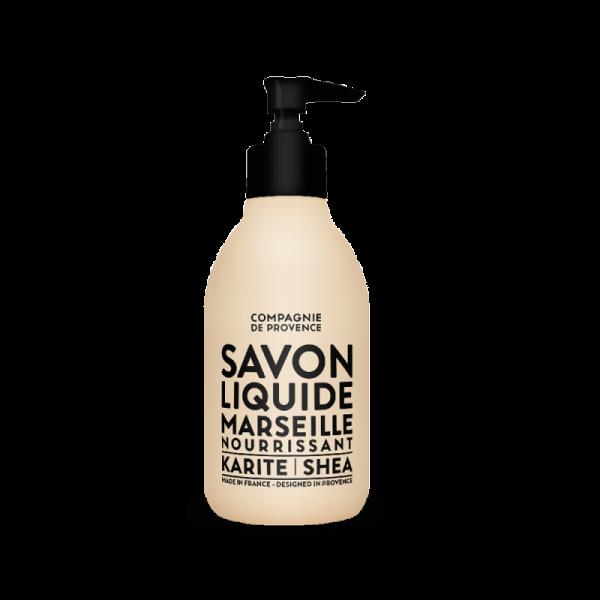 Savon Liquide de Marseille - Beurre de Karité Nourrissant 300 ml