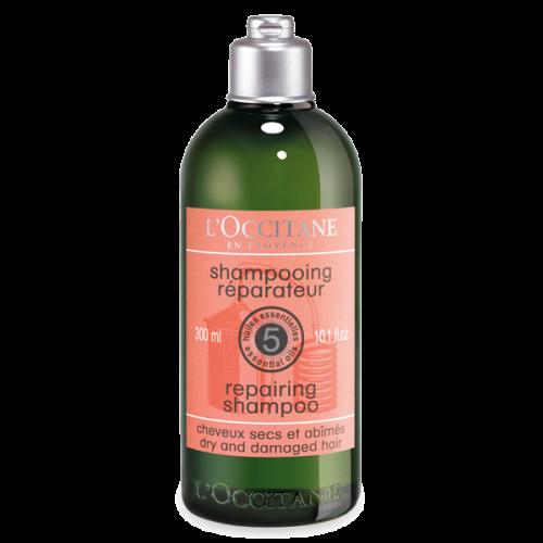 Shampoing Réparateur Cheveux Secs et Abîmés