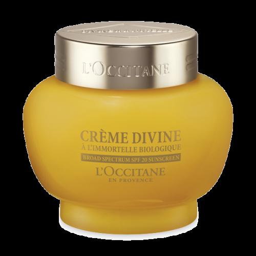 Immortelle Crème Divine Texture Légère SPF 20
