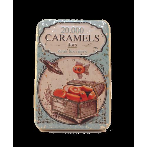 Caramels durs