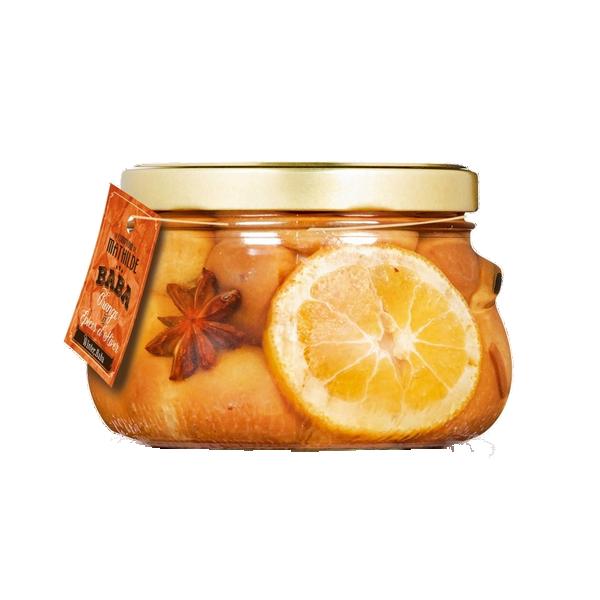 Baba Orange et Épices d'hiver