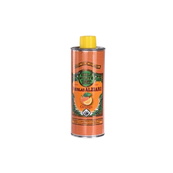 Huile d'olive Nicolas Alziari Orange