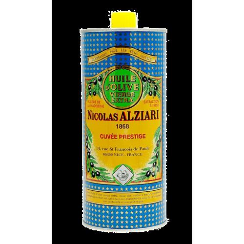 Huile d'olive Nicolas Alziari Cuvée Prestige