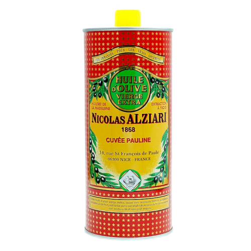 Huile d'olive Nicolas Alziari Cuvée Pauline