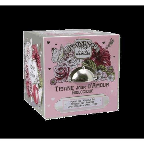 Tisane Bio Jour d'Amour