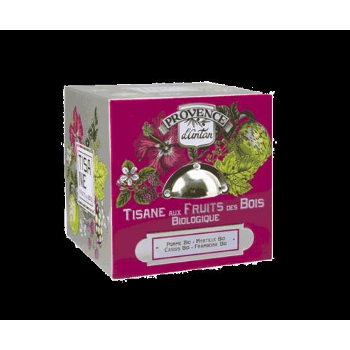 Tisane Bio Fruits des bois