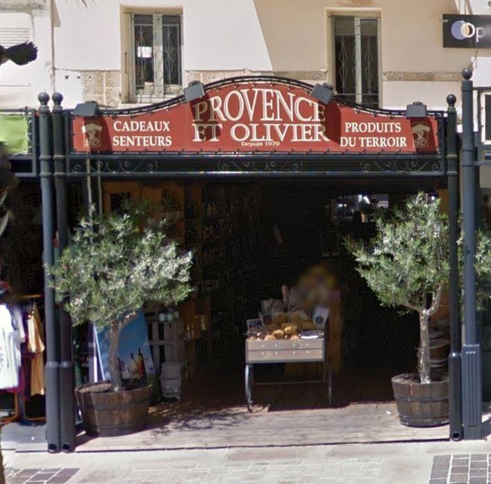 Provence et Olivier Sainte Maxime